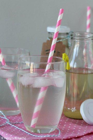 Rezept Holunderblütensirup ohne Zitronensäure
