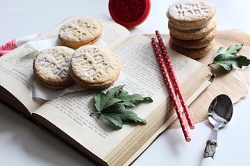 Rezept Home-Made Cookies