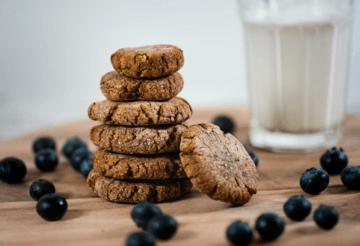 Rezept Homemade Cookies (vegan, glutenfrei, zuckerfrei)
