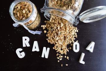 Rezept Homemade Granola/ Knuspermüsli