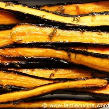 Rezept Honig geröstete Karotten