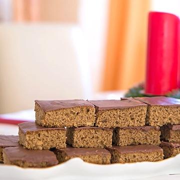 Rezept Honigkuchen (Lebkuchen)