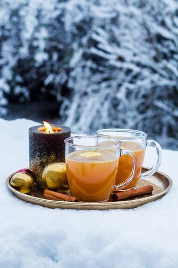 Rezept Hot Buttered Rum