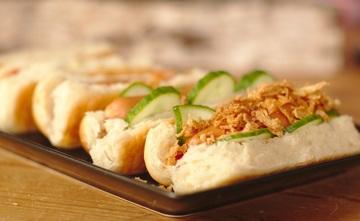 Rezept Hot-Dog Brötchen aus Dinkelmehl! Lecker-schmecker!