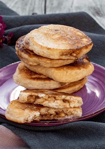 Rezept Hotteok – Pancakes aus Korea
