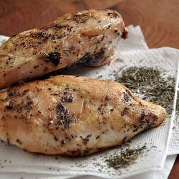 Rezept Huhn mit Herbes de Provence