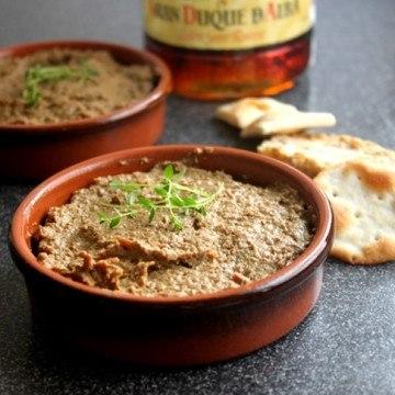 Rezept Hühnerleber-Pâté