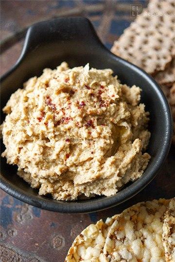 Rezept Hummus mit Sumach