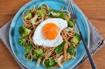 Rezept Hungover Noodles nach Jamie Oliver