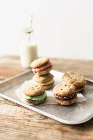 Rezept Ice Cream Cookies