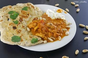 Rezept Indisches Butterhuhn ~ Murgh makhani ~ ein Ausflug in die indische Küche