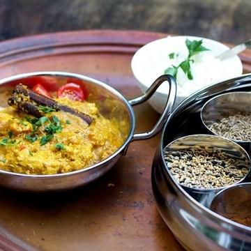 Rezept Indisches Butterhuhn