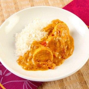 Rezept Indisches Eier Curry