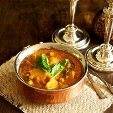 Rezept Indisches Kichererbsen Curry