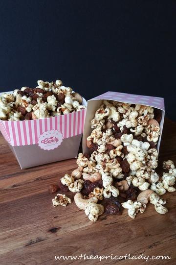 Rezept indisches Popcorn - knabbern für Mutige