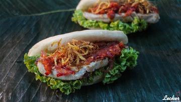 Rezept Indonesischer Thunfisch Burger