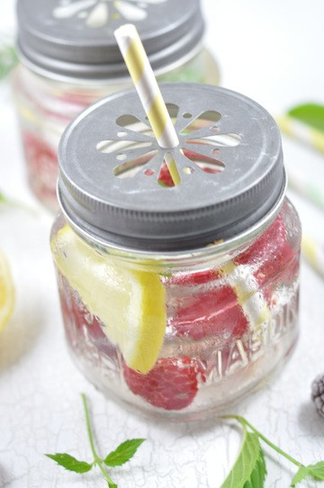 Rezept Infused Water