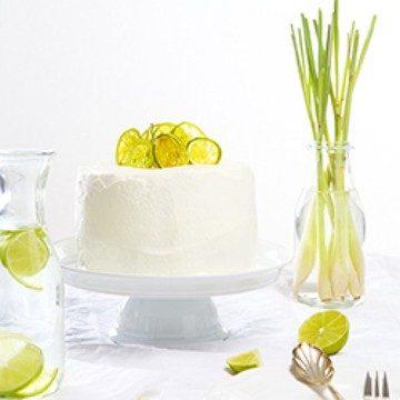 Rezept Ingwer Limetten Torte
