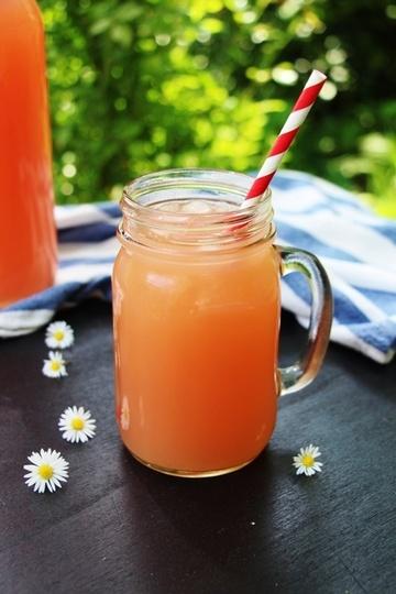 Rezept Ingwer Limonade