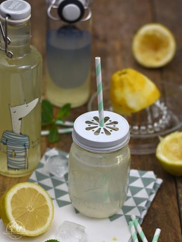 Rezept Ingwer-Zitronen-Brause