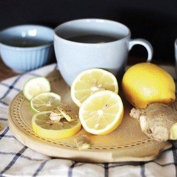 Rezept Ingwer-Zitronen-Tee mit Honig