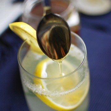 Rezept Ingwer-Zitronen-Tee