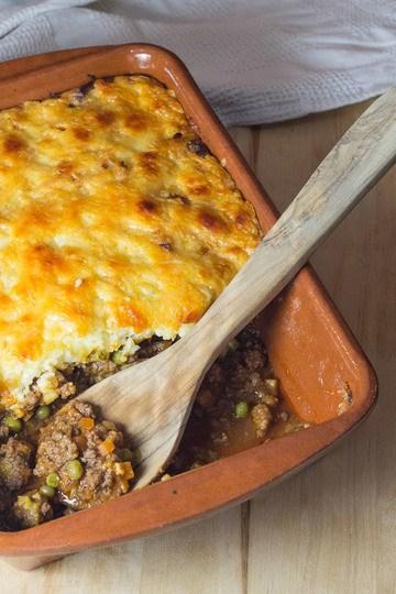 Rezept Irischer Shepherd's Pie
