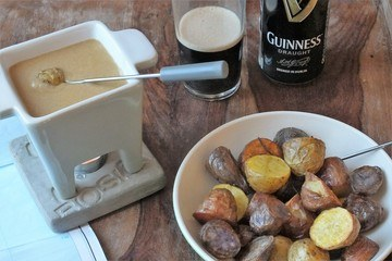 Rezept Irisches Käsefondue