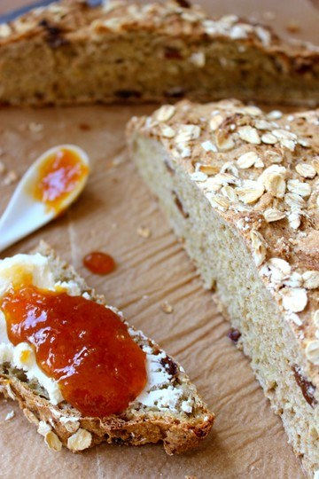 Rezept Irish Soda Bread