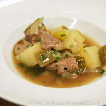 Rezept Irish stew