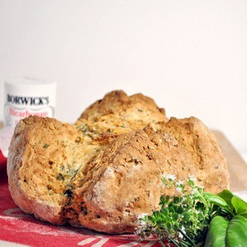Rezept Irish White Soda Bread