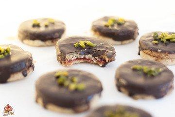 Rezept Ischler Kekse