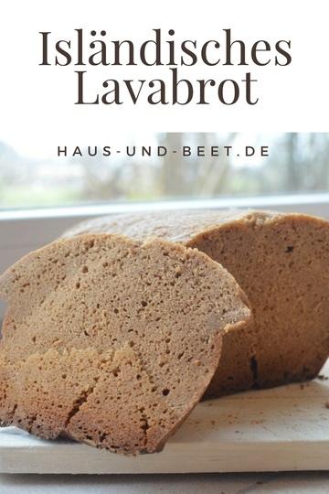 Rezept Isländisches Lavabrot
