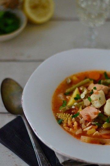 Rezept Italienische Fischsuppe