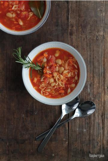 Rezept Italienische Gemüsesuppe