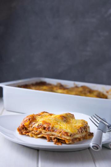 Rezept Italienische Lasagne