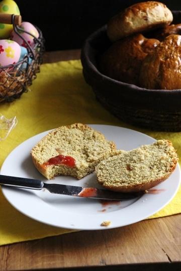 Rezept Italienische Osterbrötchen