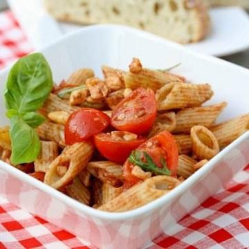 Rezept Italienischer Nudelsalat