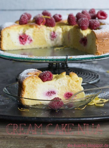 Rezept Italienischer Ricottakuchen - Torta Nua