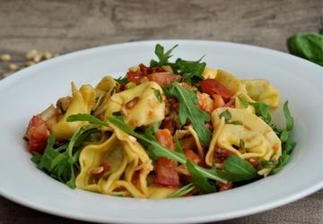 Rezept Italienischer-Tortellini-Salat
