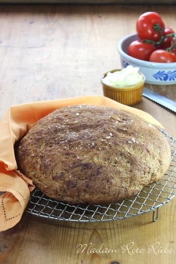Rezept Italienisches Kartoffel-Landbrot