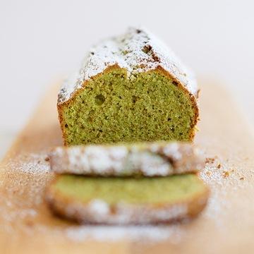 Rezept Japanischer Matcha-Kuchen mit weißer Schokolade