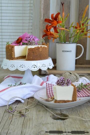 Rezept Joghurt Cheesecake
