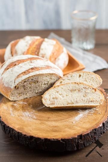 Rezept Joghurt-Nuss Brot