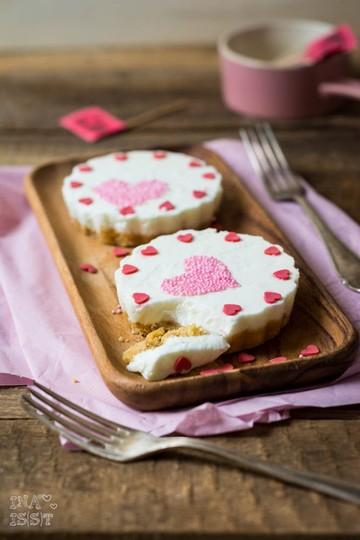 Rezept Joghurt-Tartelettes zum Muttertag