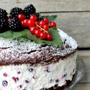 Rezept Johannisbeer-schoko- kuchen