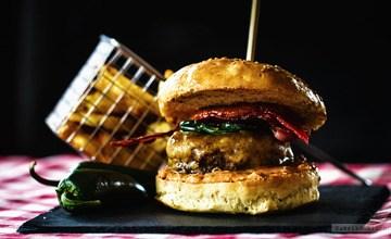 Rezept John-Doe-Burger