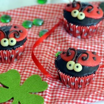 Rezept Käfer-Cupcakes