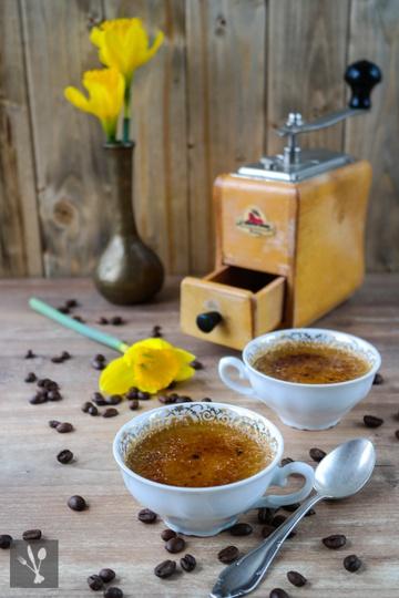 Rezept Kaffee-Crème Brûlée