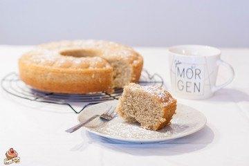 Rezept Kaffee-Nuss-Kuchen